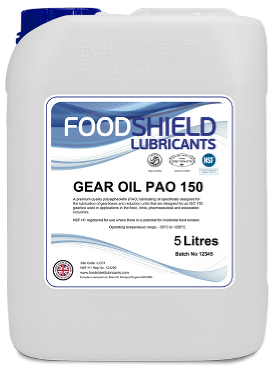 Bilde av Foodshield Gear Oil PAO 220