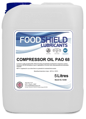 Bilde av Foodshield Compressor Oil PAO 68